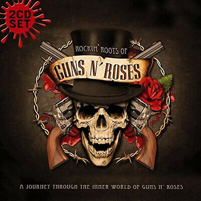 Guns N' Roses : Rockin' Roots of Guns N' Roses CD (2015)