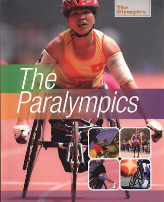 The Olympics: The Paralympics by Nick Hunter (Paperback / softback)