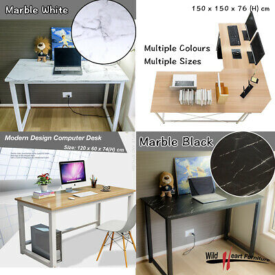 Computer Desk Study Office Storage PC Laptop Table Student Home Writing Table