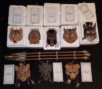 The Hamilton Collection (Totem Ceremonial Masks Collection)