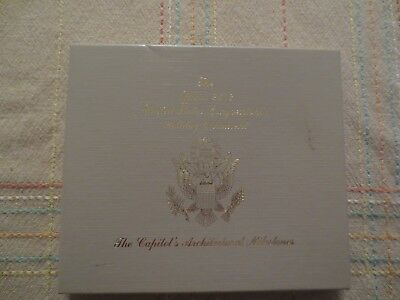The Official 2003 United States Congressional Holiday Ornament Capitol Building