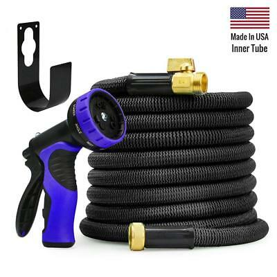 garDspo New World's Strongest Expandable Garden Hose with MADE IN USA