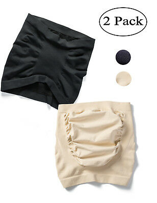 Women's Maternity Soft Seamless Pressure-Reduction Support Belly Band