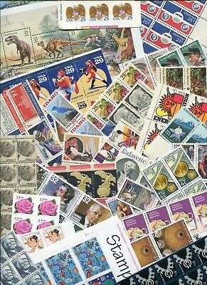 Discounted 400 Postcard 2 stamp-combos 35c rate BARGAIN $99.00