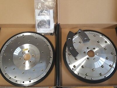 Mcleod 563100 Aluminum Flywheel 157 tooth 0 and 28 & 50 oz weight  SPECIAL PRICE