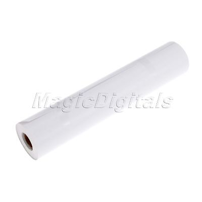 1 Roll ECG Thermal Printing Paper For 12-channel ECG EKG Print Paper 216mm*20m