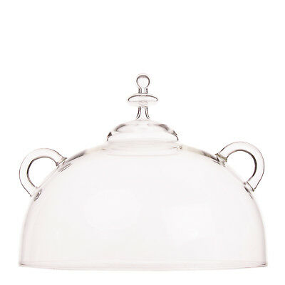 SECONDOME BIJOUX Cake Plate Stand Cover by Kiki Van Eijk Made in Italy RRP €699