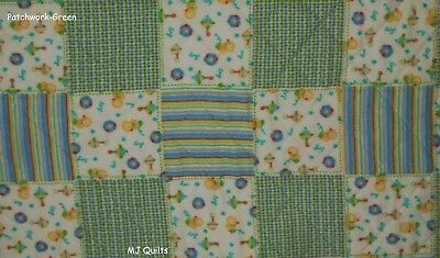 Select the Quilt of your choice-Handmade-Flannel Quilts-Made in USA by MJ Quilts