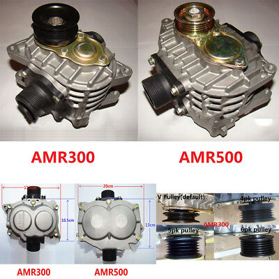 TURBO COMPRESSORE VOLUMETRICO AISIN AMR 300 AMR 500 amr300 amr500 SUPERCHARGER 2