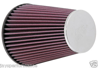 """Kn Universal Air Filter (Rc-8150) 3-3/8""""Flg, 5-3/4"""", 3-1/2""""T, 6-15/16""""H"""