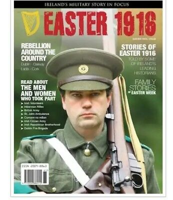 1916 - The Easter Rising, , historical magazine