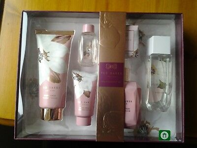 Ted Baker: The Fragrant Set - Ladies Birthday Gift, Body Wash/Spray/Lotion - New