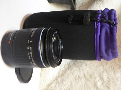 MINT Olympus Zuiko Digital ED 40-150mm, f 4.0-5.6 ZOOM LENS FOR 4/3 four thirds
