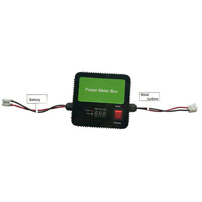 Nature Power Spare Power Meter Module for 70501 12/24V 500W Wind Turbine