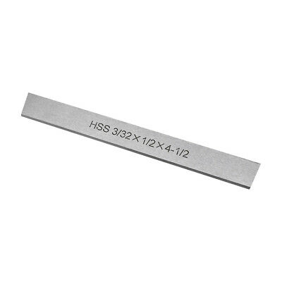 Cut Off Parting Blade High Speed Steel 3/32 Inch x 1/2 Inch x 4-1/2 Inch
