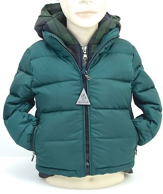4e52ce2f3 MONCLER JUNIOR BOY Puffer Down Jacket Winter Casual Code Pus00A ...