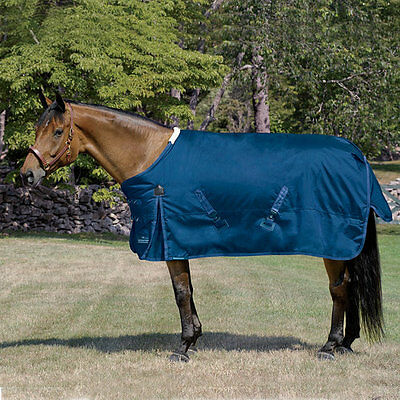 Shires Stormcheeta Fleece Lined Heavy Weight Turnout Rug Navy