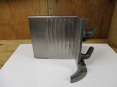 Hobart 2612 / 2712 / 2812 / 2912 Slicer Carriage Tray w Handles #--875646-00002