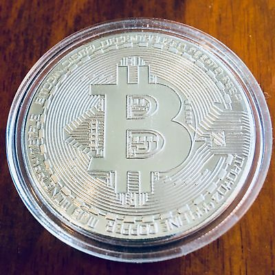 2013-Bitcoin Commemorative Coin - US SELLER