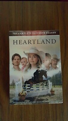 HEARTLAND: The Complete Eleventh Season  (5-Disc Set) FREE 1ST CLASS SHIPPING!