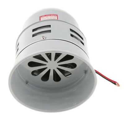 12V 110dB Industrial Loud Sound Security Alarm Buzzer Siren Speaker