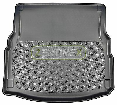 Corrugated Boot Mat Trunk Liner for Mercedes E-Class AMG Line C238 coupe hatchba