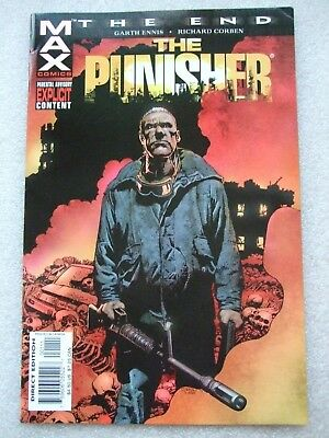 The Punisher: The End  #1 (2004). NM