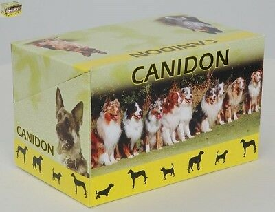 CANIDON - The Best Dog Worming tablets Wormer Dewormer Very Effective 50 tabs