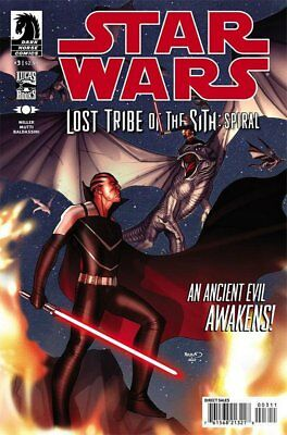Star Wars: Lost Tribe Of The Sith : Spirale (Ltd) #3 wie Neu (NM) Age Co
