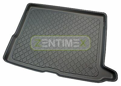 Rubberised Boot Mat Trunk Liner for Mercedes GLC-Class AMG Line X253 SUV 5-doors