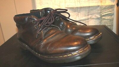 Vintage Mens Dr Doc Martens Chukka Boots Size 11 US 10 UK Made In England