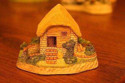Vintage David Winter Cottages IRISH WATER MILL 1991 Hand Made in England