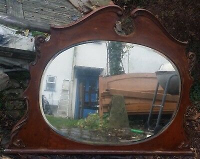 Antique Period Mirror
