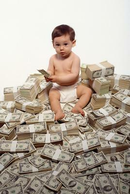 START A NEW BORN BABY FUND Need only 2 Savvy Friends Make $750 over & over again