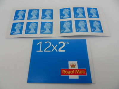 100 x GENUINE 2nd Class Stamps Self Adhesive SECOND Postage 100% Genuine
