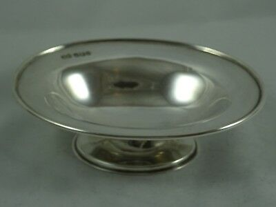 VICTORIAN silver NUT DISH, 1894, 74gm