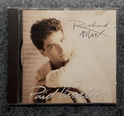 Richard Marx - Paid vacation (CD) Neu