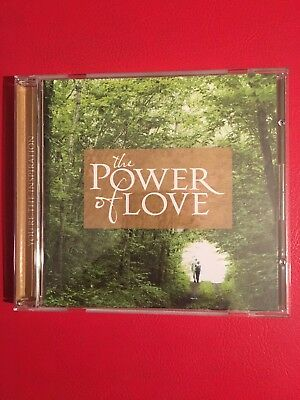 Time Life:The Power Of Love(You're My Inspiration Cd