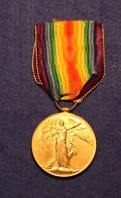 WW1 Victory Medal Awarded to 20040 PTE. S. J. Shillabeer DEVON R.