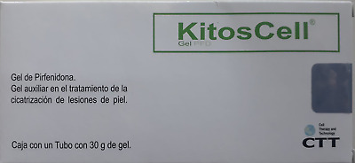 KITOSCELL Gel 30 Grams (Scar Removal, Stretch Marks) FREE SHIPPING