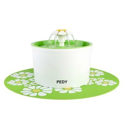 Pedy 1.6L Pet Flower Water Fountain Automatic Electric Circulating with...