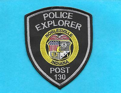 Indiana- Noblesville Police Department-  Police Explorer Unit-Post # 130