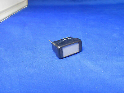 66-1894-27  Grimes Light Indicator Black W/ Red Inscription   New Old Stock