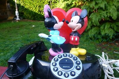 Minnie & Mickey Mouse > Animated Talking Phone* With Red Heart Flashing : L@@k