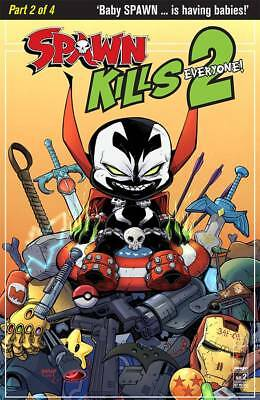 Spawn Kills Everyone Too #2 of 4 (01-16-19) Cover A McFarlane - Image Comics