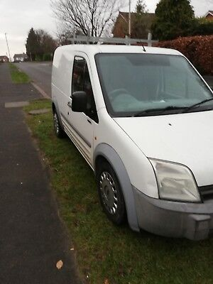 2004 Ford Transit Connect Spares And Repairs Only No Mot