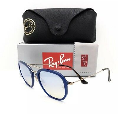 RAY-BAN SUNGLASSES 4273 710 85 Tortoise Gold Brown Gradient ... 1629a47d03f2