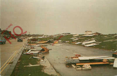 Picture Postcard, Worthing Great Gale, 1987 [Crossroads]