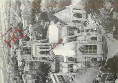 Picture Postcard- York Minster, Roofless After The Fire Of 9Th July, 1984