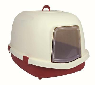 Trixie Primo Cat Litter Tray with Hood/Flap/Handle, X-Large, 71 x 56 x 47...